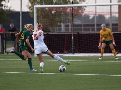 Texas Tech Soccer ties with Baylor, 0-0