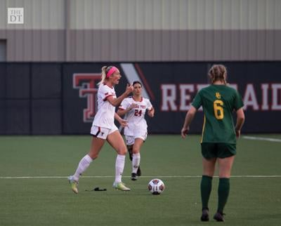 Texas Tech Soccer ties with Baylor, 0-0
