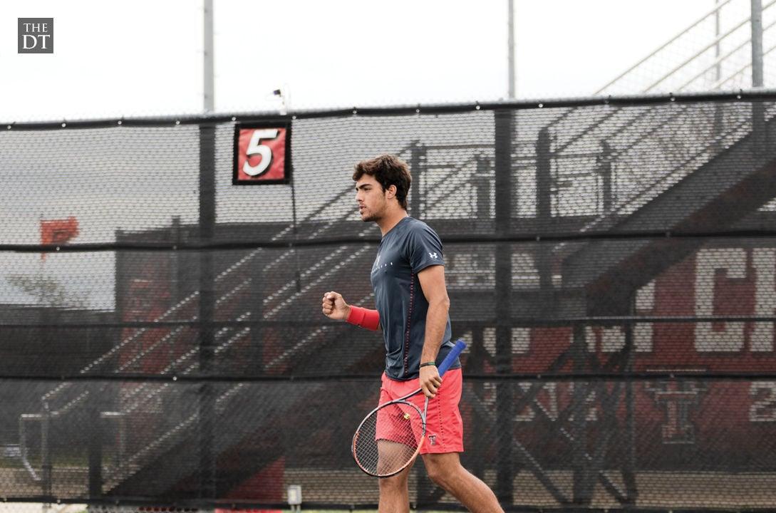 Red Raider Tennis vs Oklahoma State