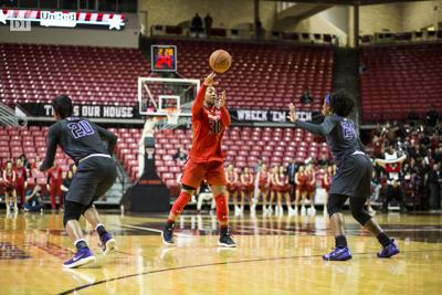 Texas Tech Lady Raiders VS. TCU