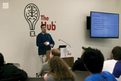 Texas Tech University hosted HackWes TX II