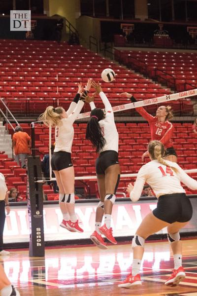 Texas Tech Volleyball vs. University of Houston