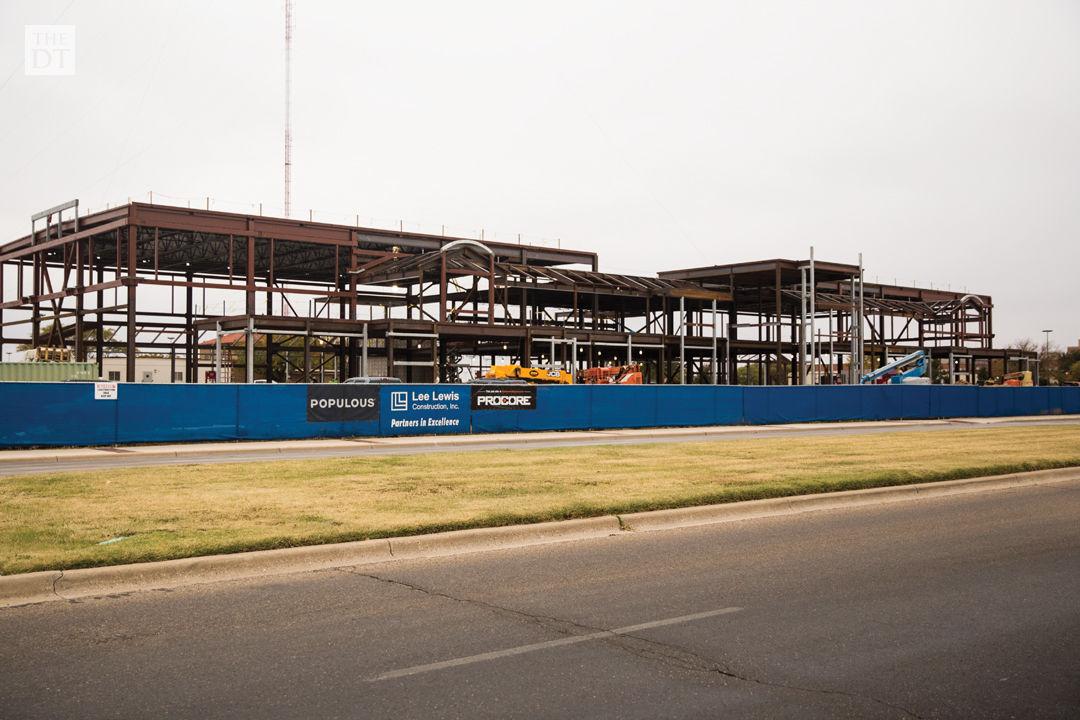 Womble Facility Construction