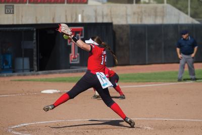 Texas Tech Softball vs. McLennan CC