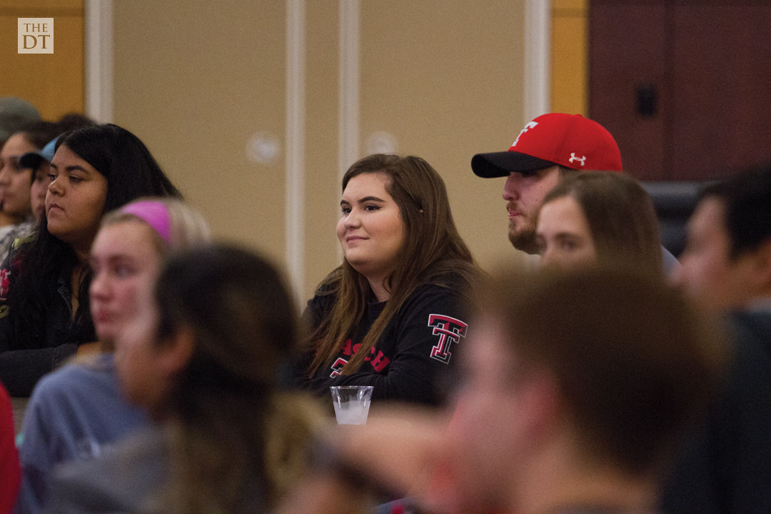 Student Government Association Town Hall Meeting