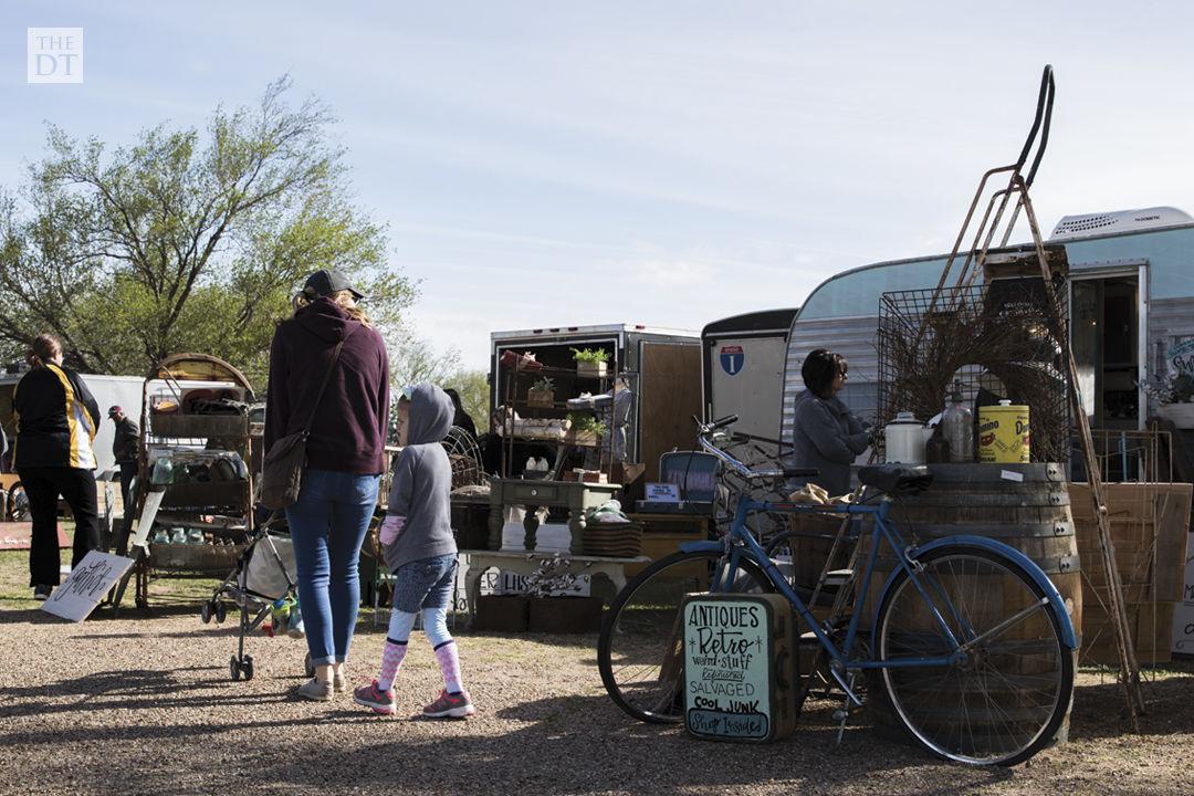 Wild West Farmers Market at JunkFest