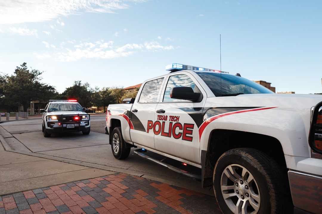 Police Blotter: Two students arrested for Lubbock Sheriff's