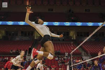 Tech volleyball set for annual Red & Black scrimmages