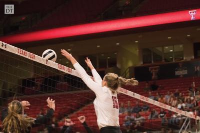 Texas Tech Volleyball vs. Texas Christian University