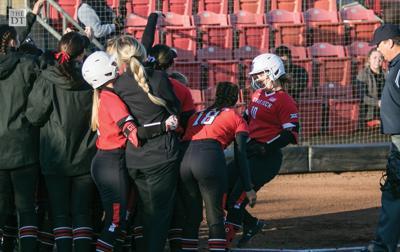 Texas Tech softball defeats Kent State, 9-1