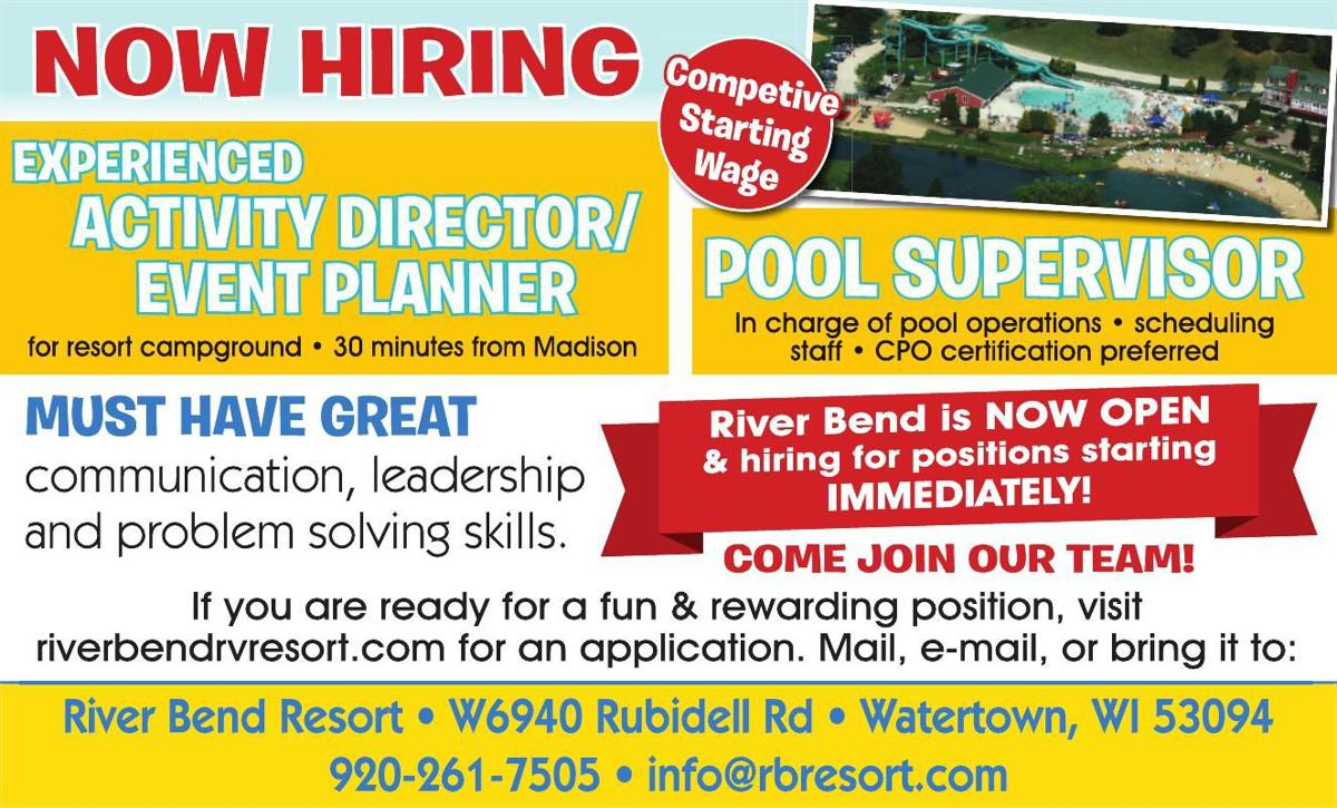 River Bend Resort Event Planner