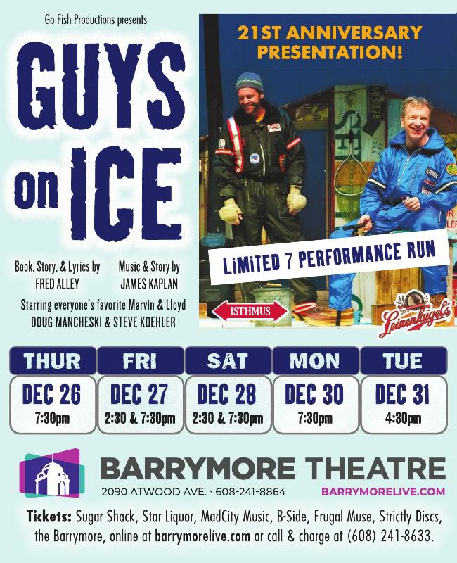 Guys on Ice
