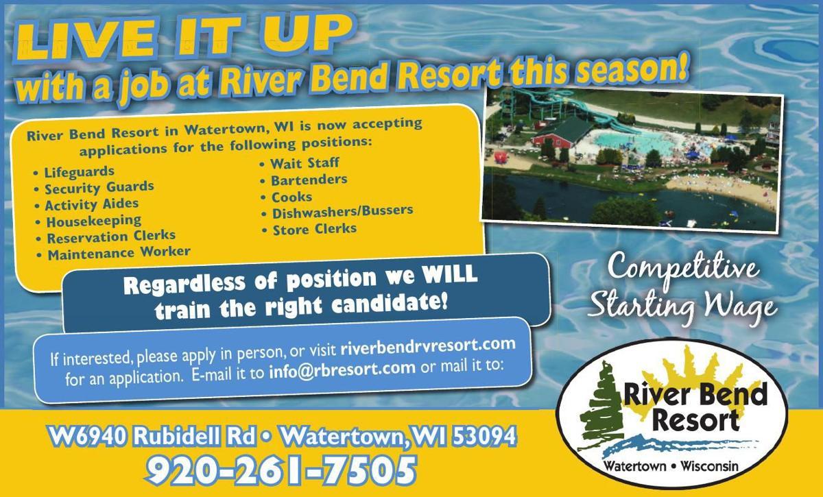 River Bend Resorts Openings