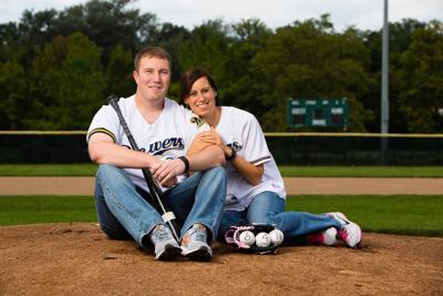 Tiffany Frohmader and Ryan Pernat