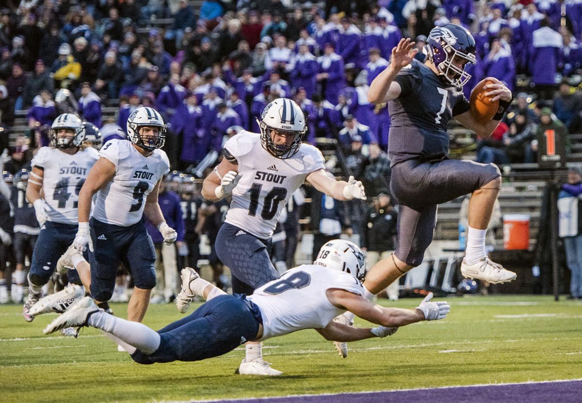 Meylor touchdown