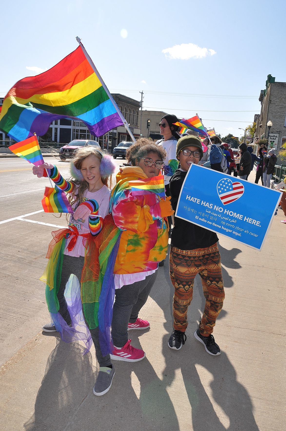Rainbow Rally 7