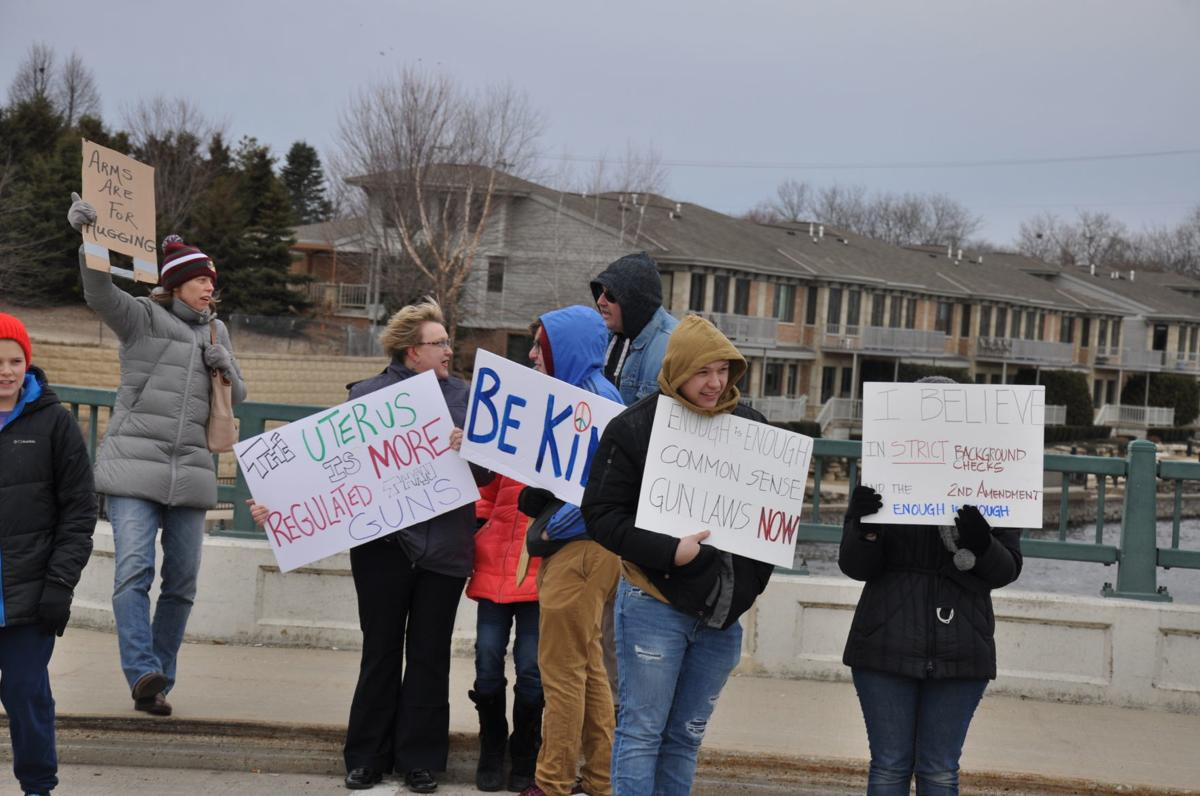 FORT ATKINSON 'MARCH FOR OUR LIVES'