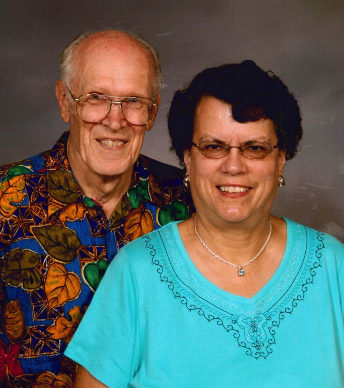 Clyde and Beverly Nehls