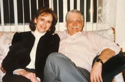 David and Elizabeth Waldmann, 50th anniversary