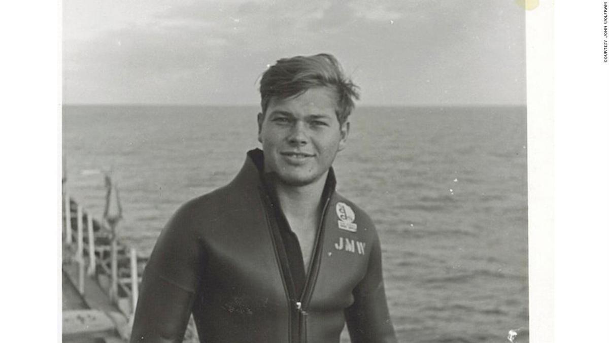 Seaman Wolfram