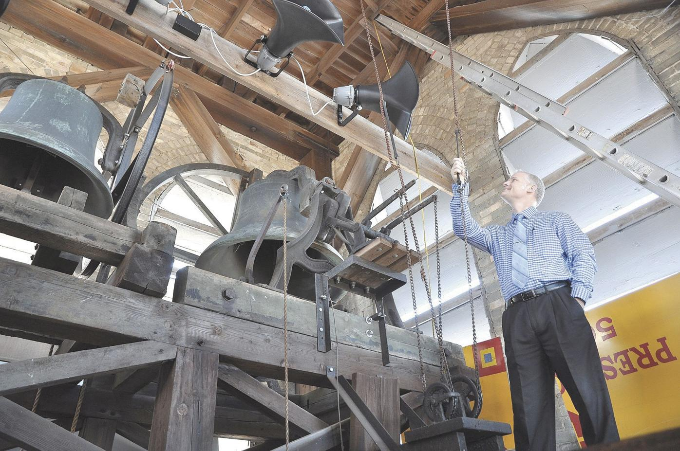 St. Paul's carillon 4