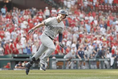 Brewers-Braun Retires Baseball