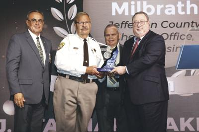 Milbrath traffic award