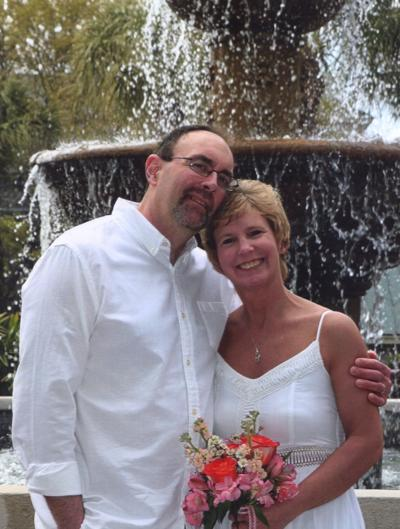 Lisa Joseph and Randy Brandt