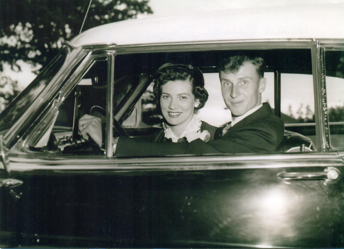 Helen and Bill Kirchmayer