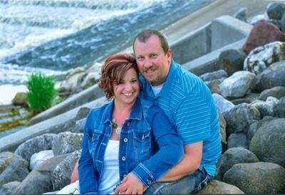 Lindsay Armstrong and Greg Gerhartz