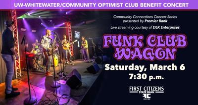 Funk Club Wagon