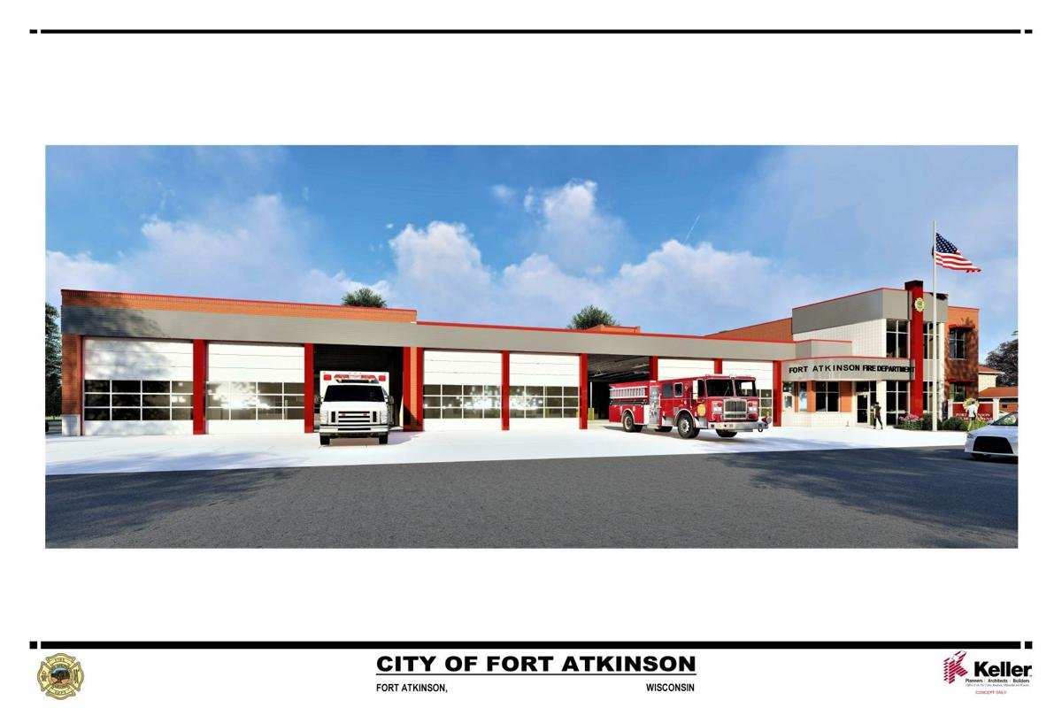 Fort fire station expansion proposal outlined