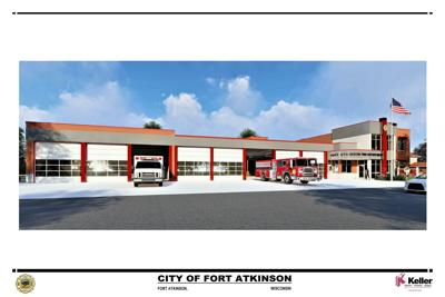 Fort Atkinson Fire Station expansion proposalFort Atkinson Fire Station expansion proposal