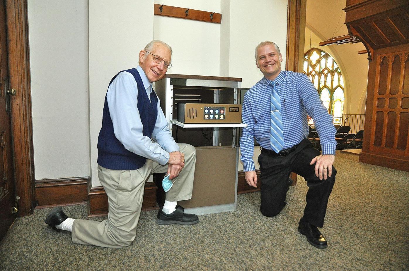 St. Paul's carillon 1