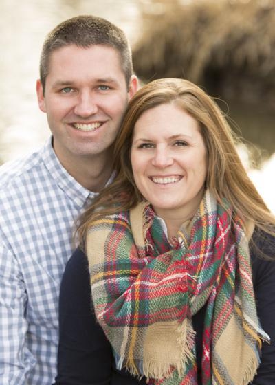 Jennifer Murphy and Michael Bergey