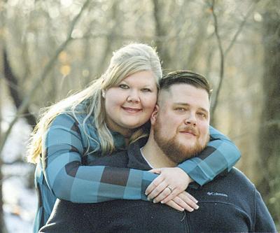 Daniel Krueger and Emily Glastetter