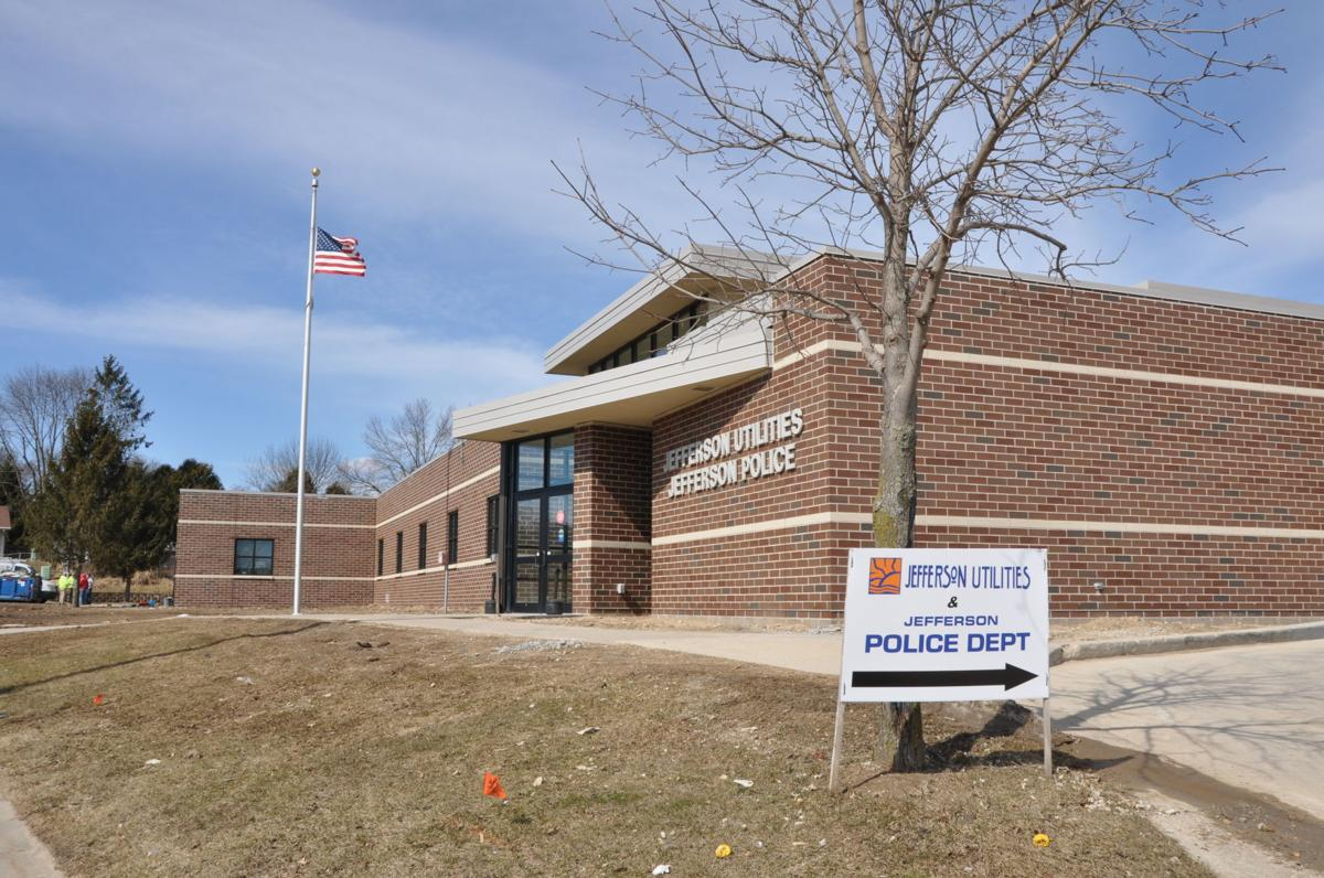 Jefferson Police Department move 5