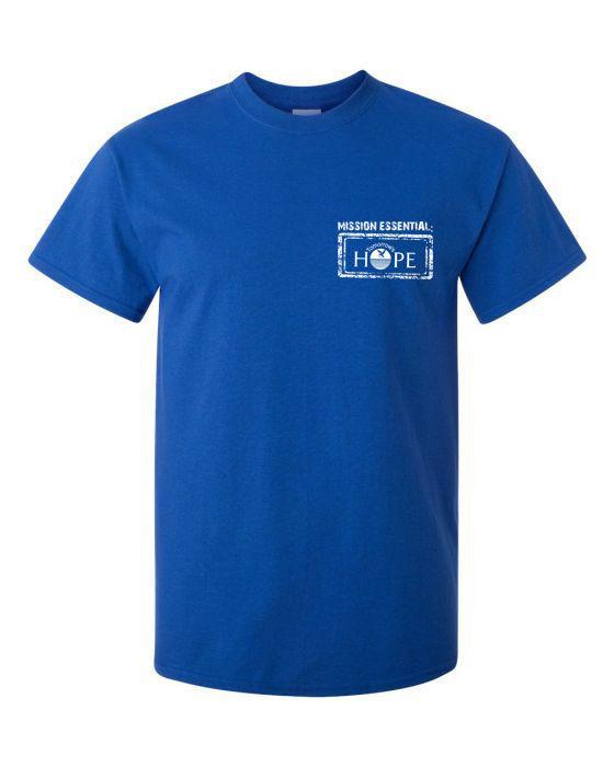 Tomorrow's Hope shirt 2