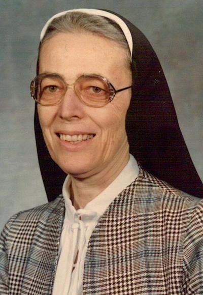 Sister Mary Celestine Rupprecht