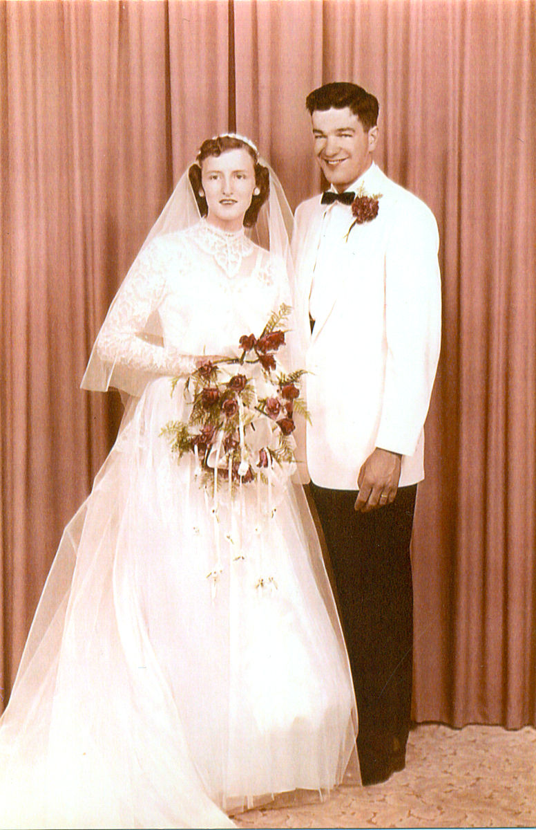 JoAnne and George Hilby