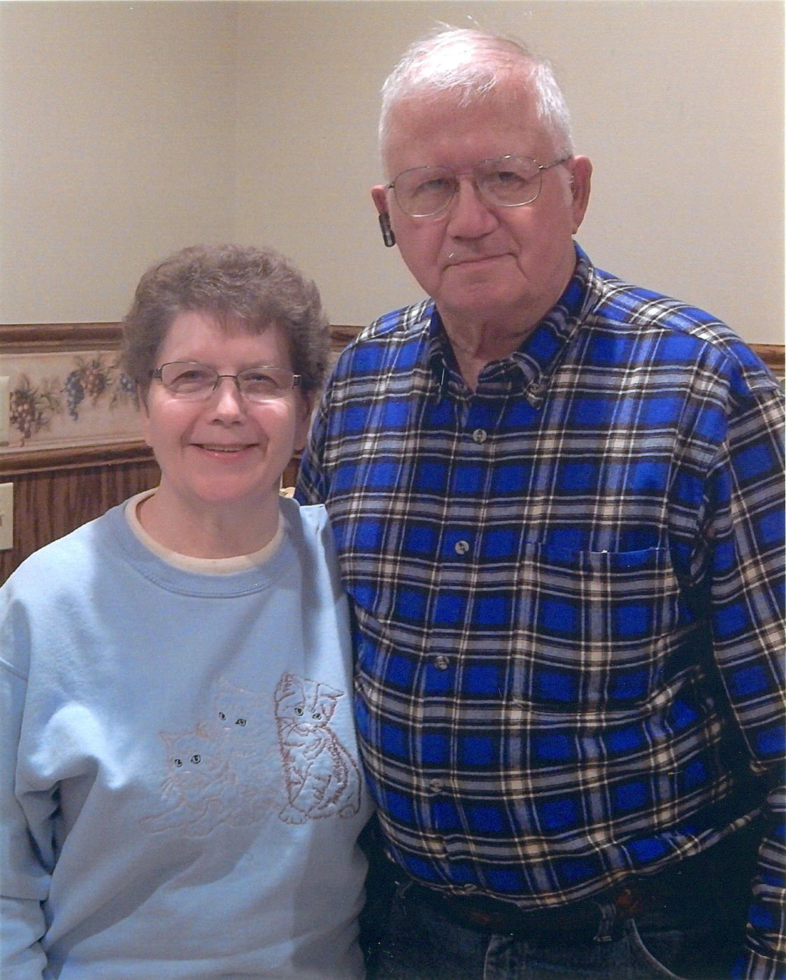 Roger and Bonnie Strege
