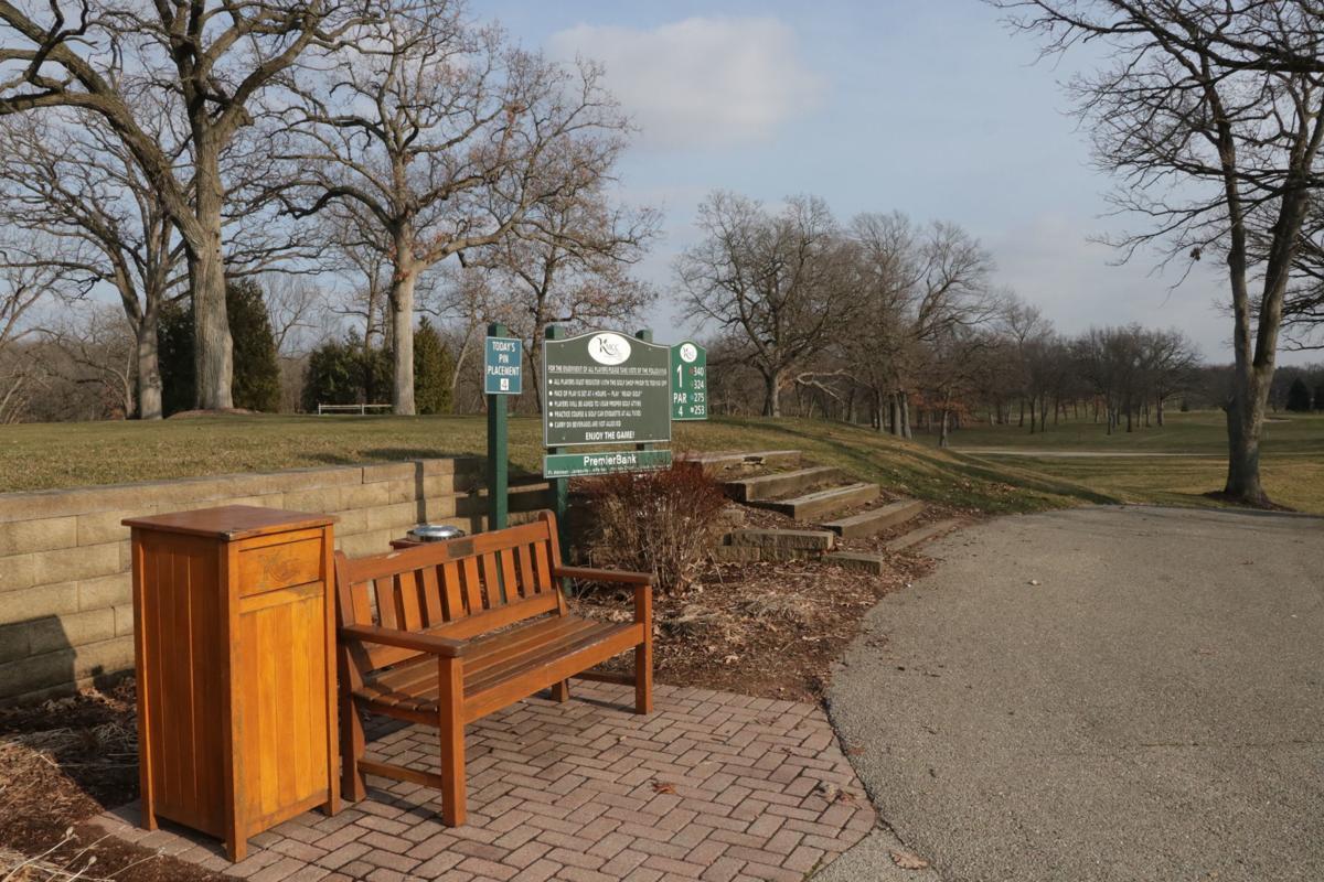 Golf courses closed