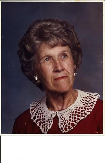 Florence L Hudson 97 Milton Obituaries Dailyunion Com