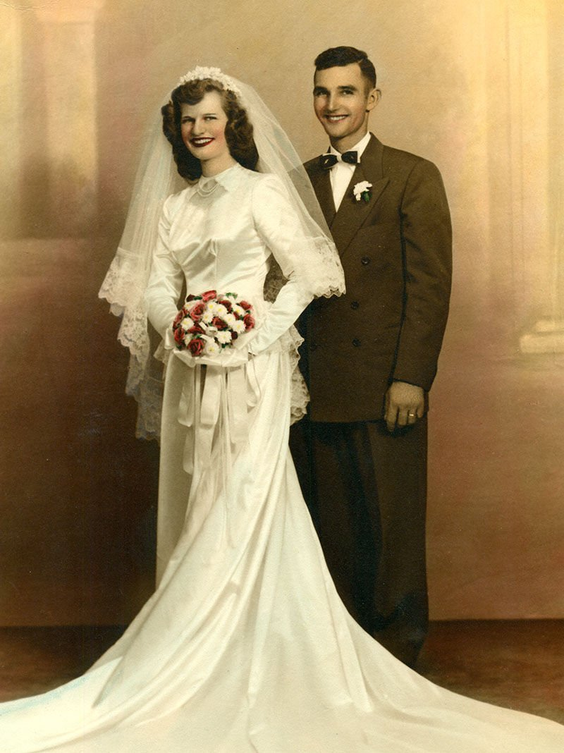LeRoy and Lucille Waldmann