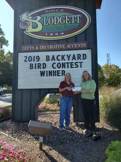 Backyard Wildlife Contest winner