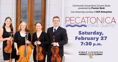 Pecatonica String Quartet