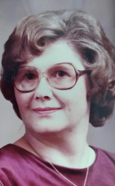 Ina Muriel (Plue) Wentworth