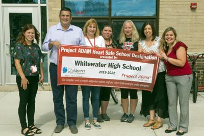 Project ADAM Heart Safe designation