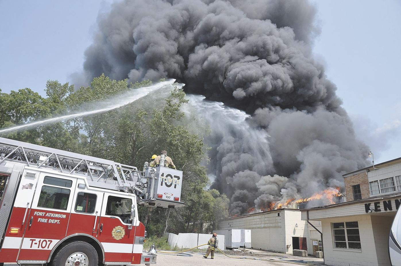 Downtown fire 3