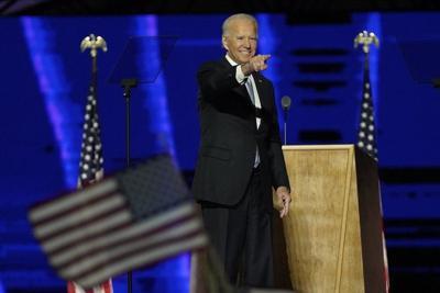 Biden address